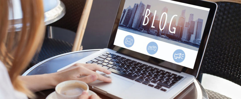 Prečo mať blog na webovej stánke?